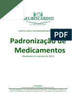 Padronizacao de Medicamentos- Nc