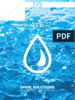 Application Brochure Water