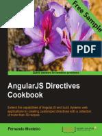 AngularJS Directives Cookbook - Sample Chapter