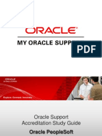 PeopleSoft Accreditation Study Guide