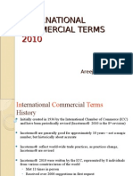 International Commercial Terms 2010