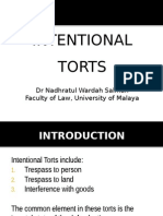 tort- Person