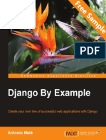 Django By Example - Sample Chapter