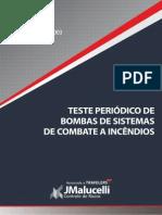 Teste Periodico de Bombas de Sistemas de Combate a Incêndio