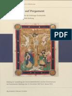 Farbenpracht Auf Pergament Sbg Katalog