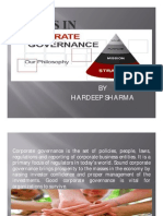 Ethics in corporate governence.ppt