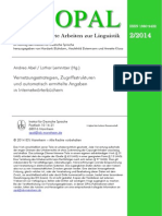 Abel, Lemnitzer - Vernetzungsstrategien_2014