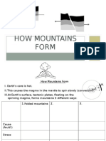 ppt-how mountains form