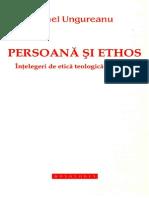 Ionel Ungureanu - Persoană Și Ethos (Pp. 1-91)