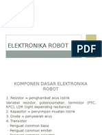 6. Elektronika Robot