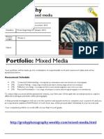 4 mixed media project brief 2015-2016