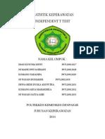 Kelompok 5 Independent T Test