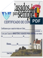Certificado Casados