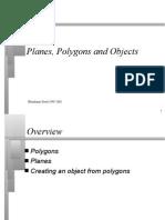 Planes Polygons
