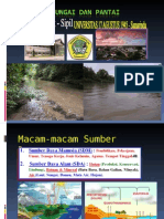 Kuliah Rekayasa Sungai Dan Pantai