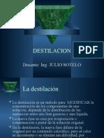 1 DESTILACION