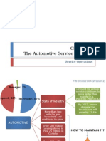CH1 the Automotive Service Industry