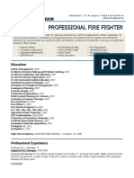 Jobswire.com Resume of robinsonxfour
