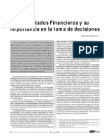 Analisis de Estado Financieros