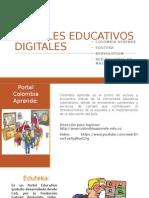 Portales Educativos Digitales.