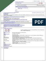 ITALCEMENTI 2015 10 NOVEMBRE RISPOSTA ALLA DIFIDA 1 SERVIZIO VERACE PROT 47711 19 10 2015 Scheda di sicurezza Ammoniaca Sol. 24,9 CHIMITEX