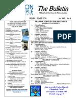 December 2015 Bulletin
