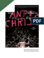Antichrist Aesthetics, Lars Von Trier