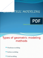 2.Geometric Modeling another powerful tool