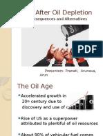 World After Oil Depletion