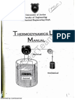 Thermo Lab Manual -GearTeam