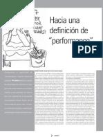 Diana Taylor - Hacia una Definición de Performance.pdf