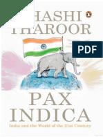 Pax Indica India