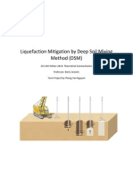 Jeremic (2010) - Liquefaction Mitigation by Deep Soil Mixing Method