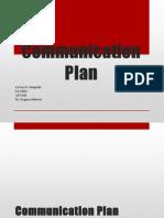 communication plan - latoya hemphill