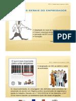 AUFCD 12 Pedro Pinto obrigações gerais do empregador