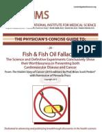 Fish Oil Fallacies Report