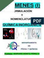 Formulación QI. 25 Exámenes (I).