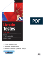 Livro de Testes