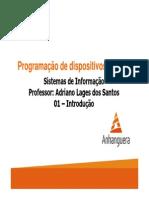 DSM 1 Introdução