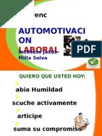 Presentacion - AutomotivacionLaboral