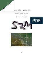 Simplex Solver - Manual de Uso e Instalação
