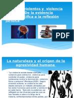 Cerebros Violentos y Violencia Cerebral (1)