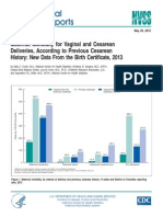 Morbidity of Women Who Give Birth