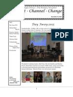 Ivy Newsletter - November 2015