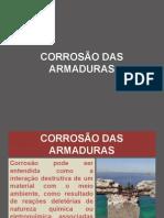Aula 6 - Corrosão Das Armaduras