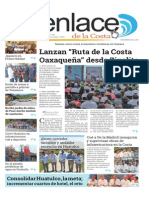 Edición 263; Enlace de la Costa