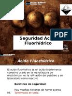 Acido Fluorhidrico - HF Safety Presentation Español