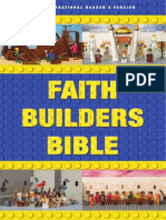 Faith Builders Bible, NIrV sampler