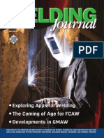 AWS Welding Journal May 2013
