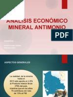 Memoria Anual de La Mineria Boliviana